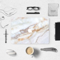 Macbook電腦貼膜大理石紋-白色系 MACBOOK PRO MACBOOK AIR MACBOOK膜