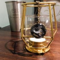 星球項鍊NO 5423號星球  星礦